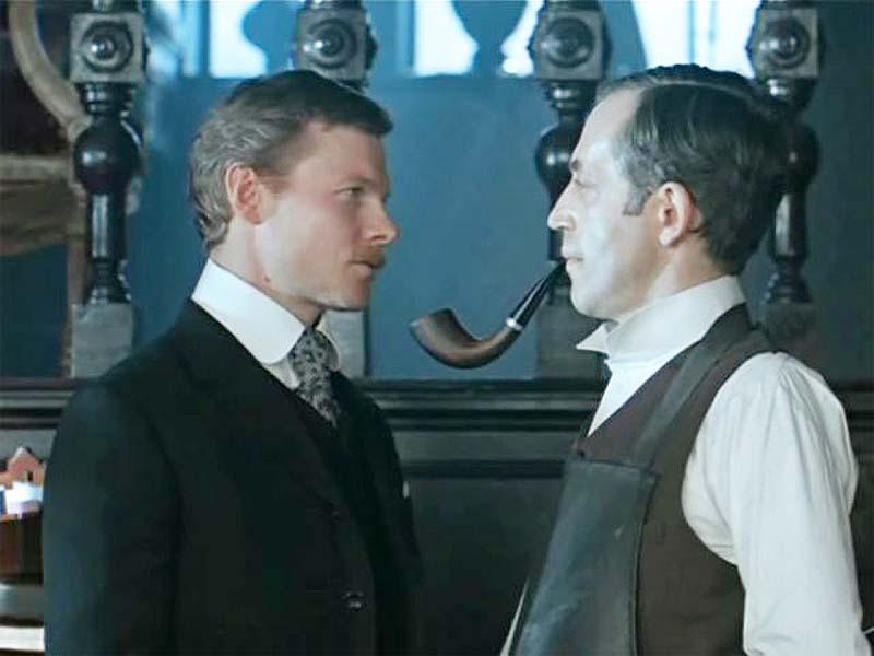 Приключеня Шерлока Холмса И Доктора Ватсона Знакомство